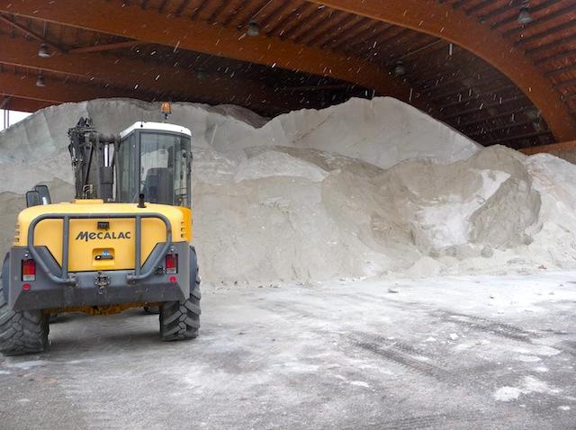 Retour épisodique de la neige sur le Grand Lyon