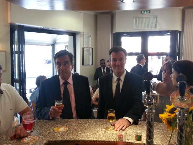 Municipales à Lyon : journée de terrain et meeting conjoint pour Havard et Fillon