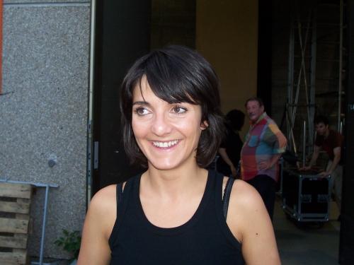 Lyon : Florence Foresti, Franck Dubosc et Lambert Wilson en tournage à la Confluence