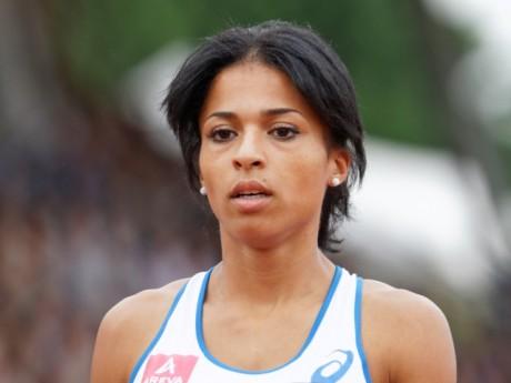 Athlétisme : Floria Gueï va désormais s'entraîner à Montpellier
