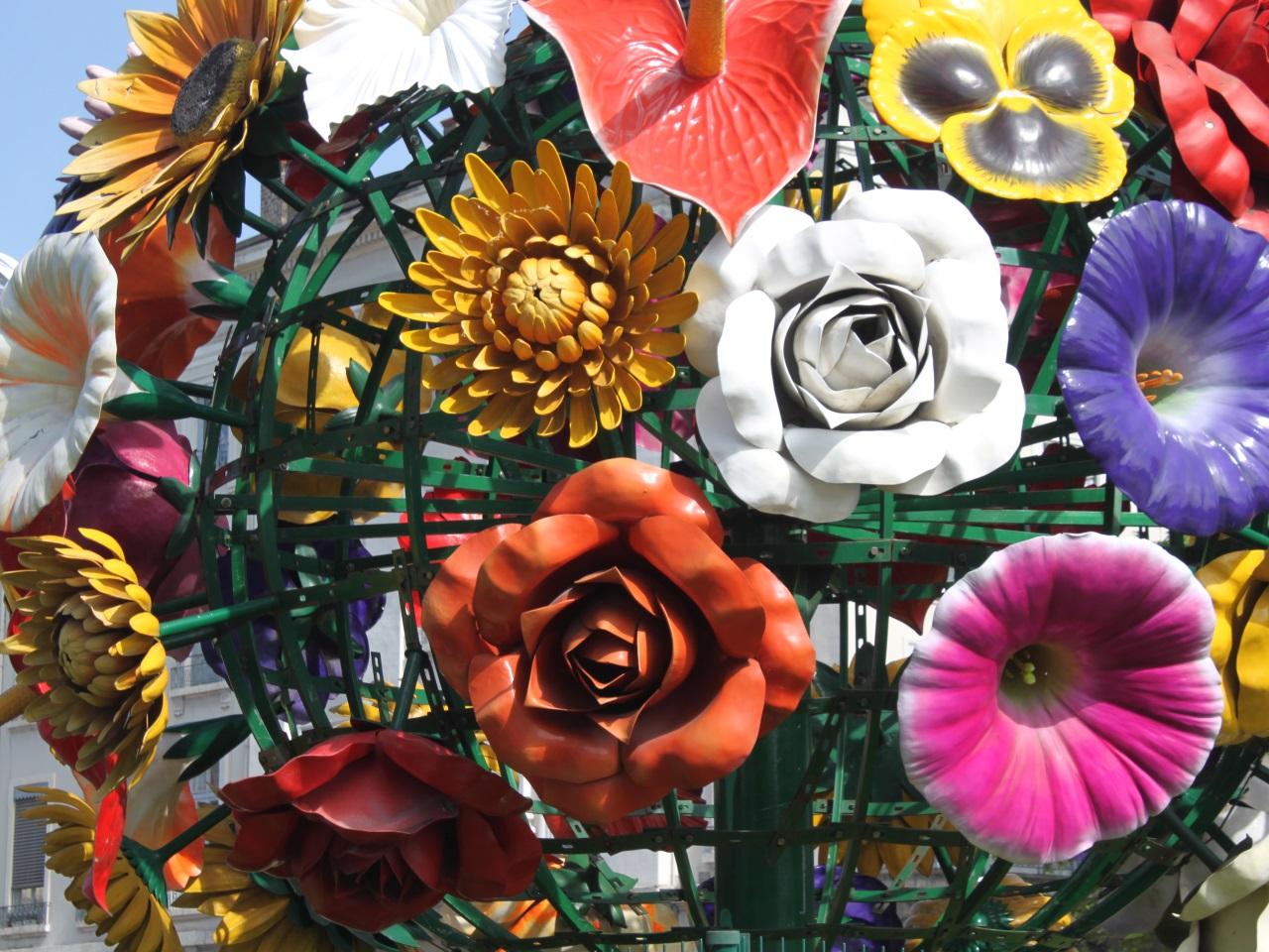 Le Flower Tree pourrait changer de place dans les prochaines années - LyonMag