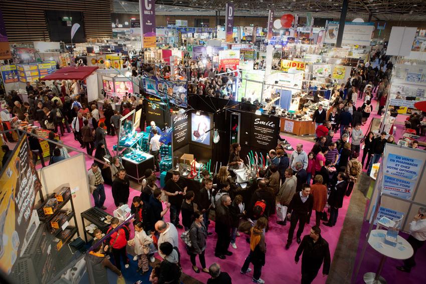 Eurexpo Lyon fait le plein en 2011