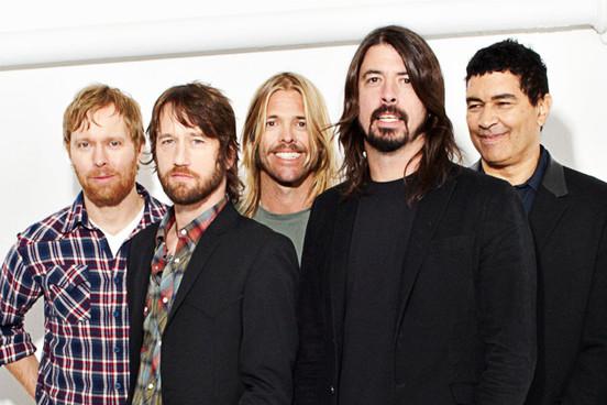 La tournée des Foo Fighters passera par Lyon