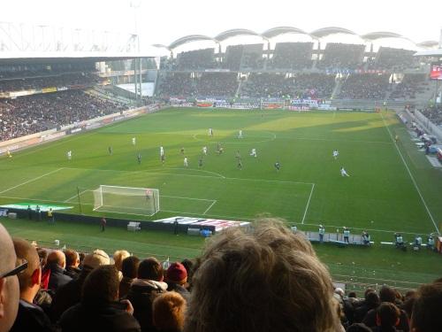 Jour J pour l'Euro 2012 de football