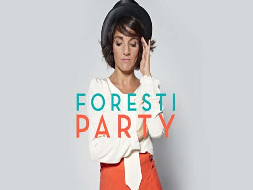 Florence Foresti donne la fête de l'année à Lyon
