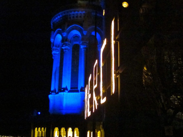 Lyon : elle se retrouve coincée dans la crypte de la basilique de Fourvière