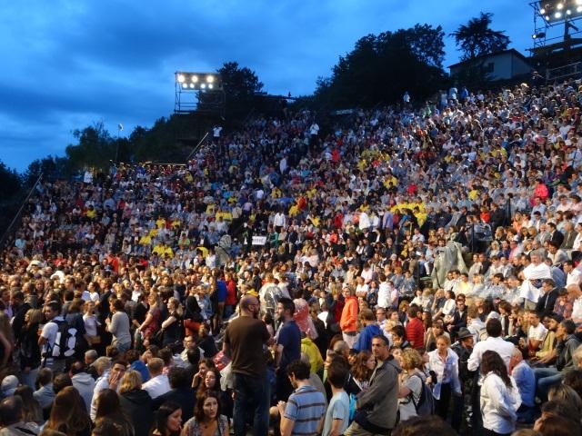 Grève des intermittents : les concerts des Nuits de Fourvière reprennent ce mardi