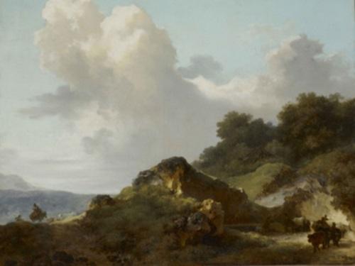 Deux tableaux de Jean-Honoré Fragonard présentés au musée des Beaux-Arts de Lyon