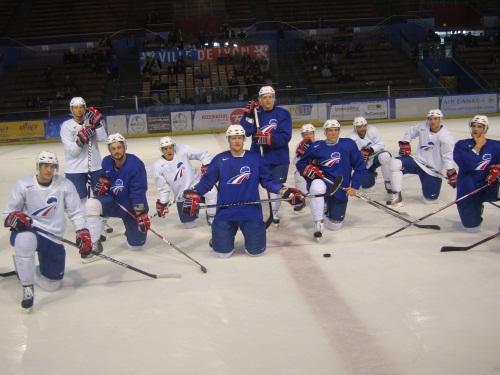 Hockey : la France affrontera la Norvège en novembre à Charlemagne