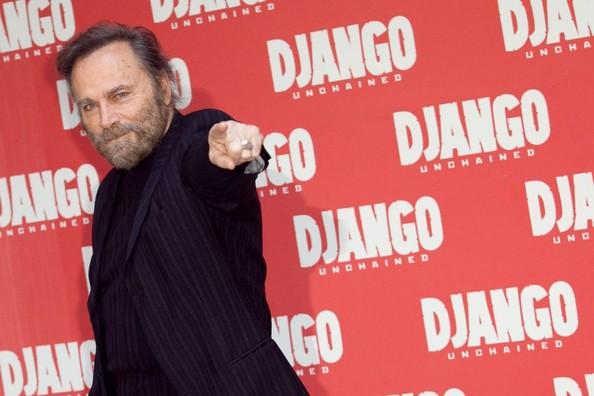 Franco Nero, le Django originel, à Lyon pour le Festival Lumière