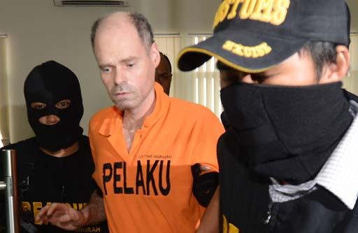 Trafic de drogue en Indonésie : le Rhodanien François Giuily condamné à 15 ans de prison