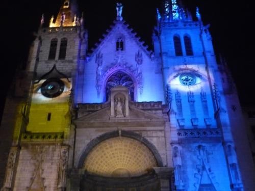 La Fête des Lumières 2012 de Lyon en avant-première (VIDEO)