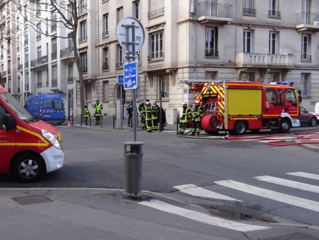 Lyon : un supermarché évacué après une fuite de gaz dans le 7e arrondissement