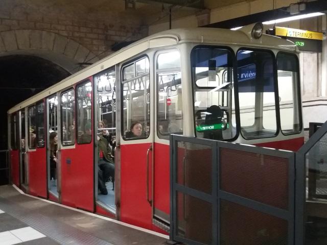 Lyon : le funiculaire de Fourvière arrêté pour 15 jours