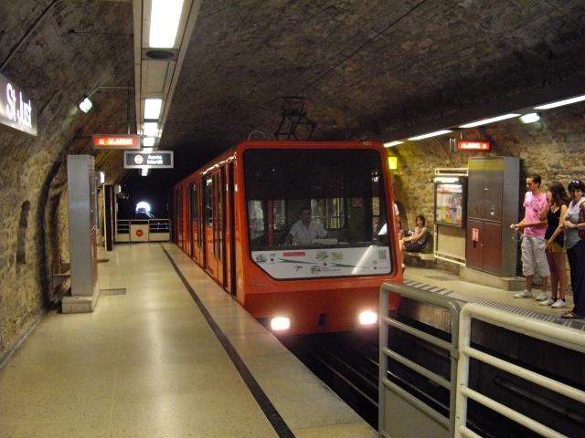 Lyon : le funiculaire St Just fermé à partir de lundi pour des travaux d'entretien annuel