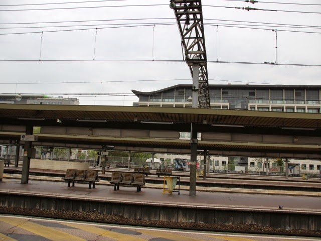 Gare Part-Dieu : une femme meurt écrasée par un train