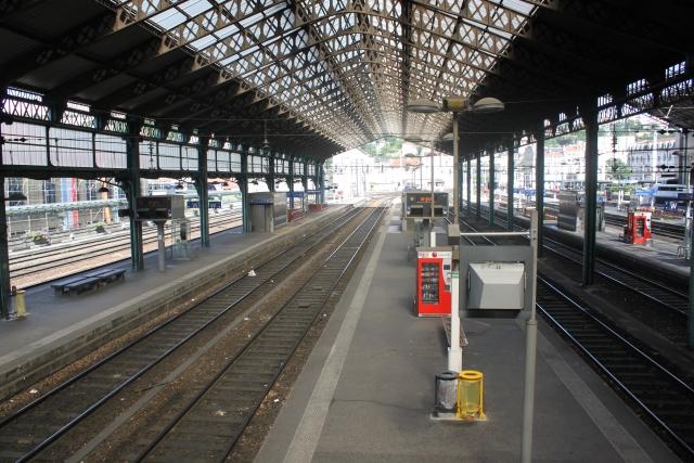 SNCF : le trafic perturbé entre Lyon et Clermont pour l'Ascension