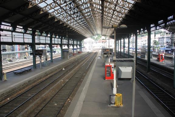 Journée nationale interprofessionnelle à Lyon: les perturbations à la SNCF