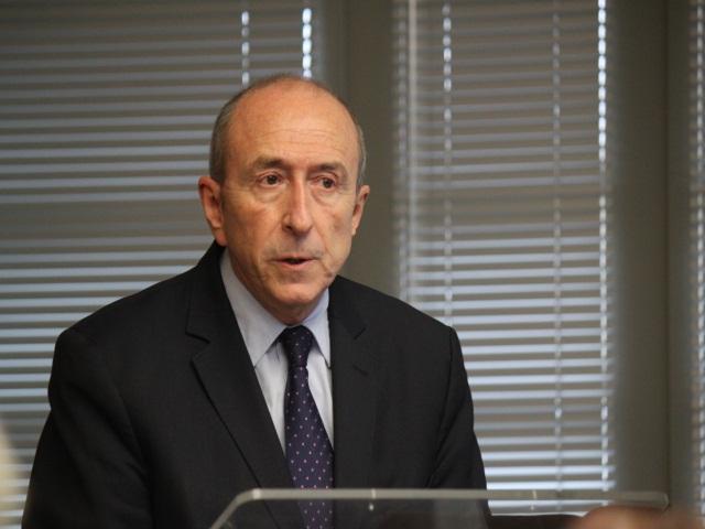 Economie : Gérard Collomb à la tête d'un courant réformiste au PS