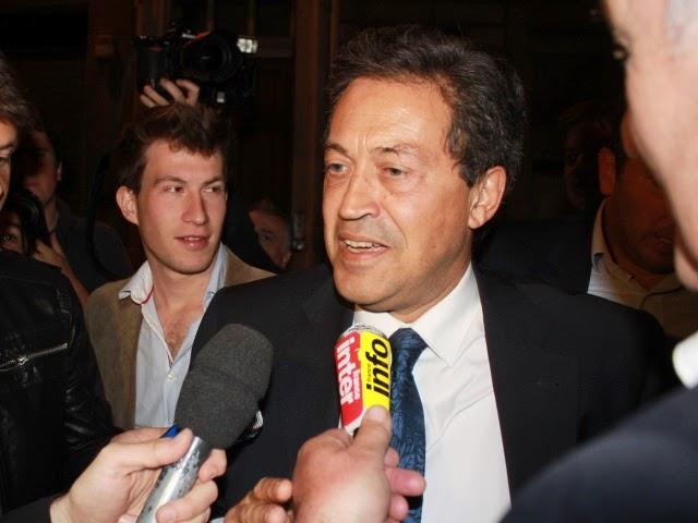Affaire Sarkozy : Georges Fenech saisit la présidente du Tribunal de grande instance de Paris