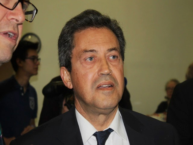 """Affaire Hollande-Gayet : George Fenech """"pour un statut du conjoint de Chef de l'Etat"""""""