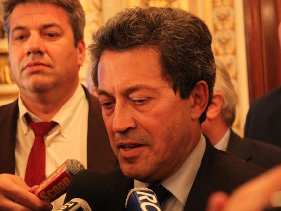 Municipales 2014 : Georges Fenech confirme sa candidature à la mairie de Lyon