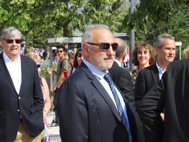 Georges Képénékian nommé vice président du club des sites de l'Euro 2016
