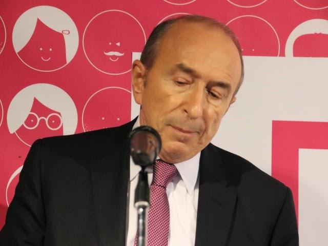 Municipales à Lyon : une élue lâche Collomb à cause de ses sbires et de son éloignement du PS