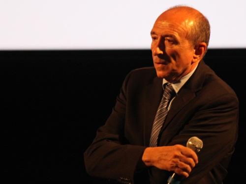 Gérard Collomb sur BFM TV mercredi soir