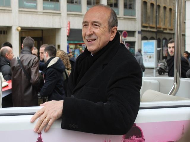 Gérard Collomb élu président du SEPAL