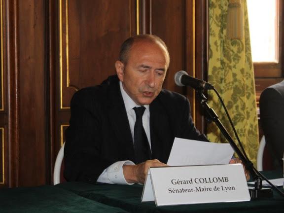 """Remaniement : Gérard Collomb ne fera """"pas partie du prochain gouvernement"""""""