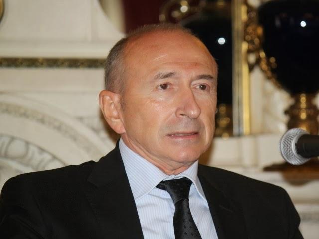 Gérard Collomb 14e meilleur maire de France selon le site l'Internaute