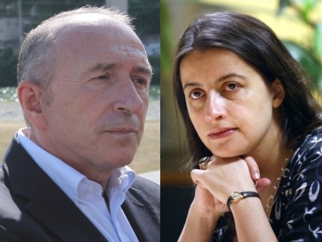 Pour Gérard Collomb, Cécile Duflot ne connaît pas l'histoire de Lyon
