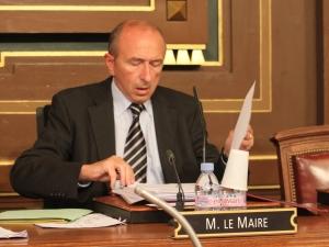 Présidentielle 2012 : Gérard Collomb pas intéressé par un poste de ministre