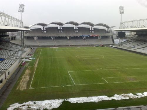 Le stade de Gerland ne fera pas le plein pour la réception de l'APOEL