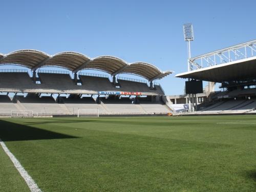 Le Stade de Gerland ouvre ses portes au public