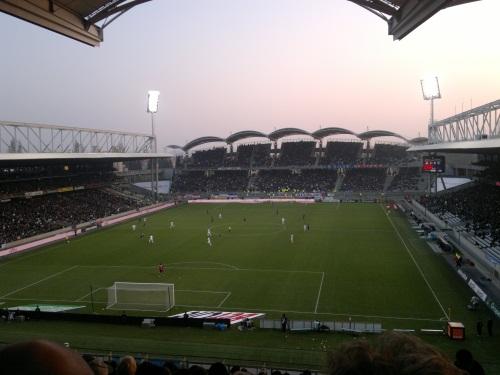 L'OL expérimente le numérique au stade de Gerland