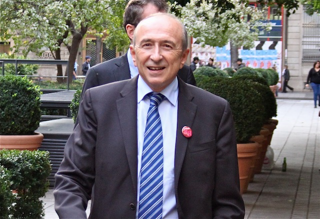Gérard Collomb, de Lyon à Istanbul