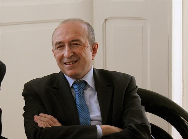 Gérard Collomb s'est entretenu avec François Hollande lundi
