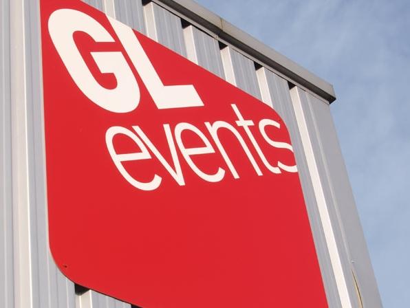 Le chiffre d'affaires de GL Events en hausse pour le début 2015