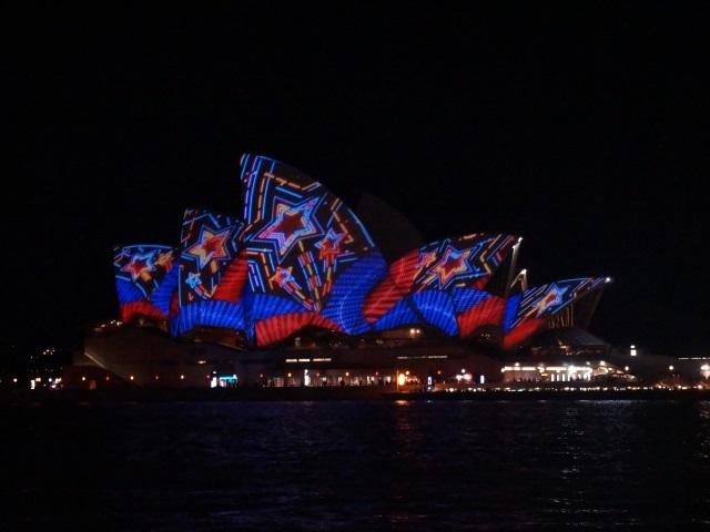 Les globe-croqueurs assistent à une Fête des Lumières version australienne!