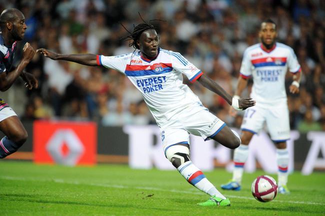 Bafé Gomis a marqué son 5e but en 9 rencontres - DR Foot01