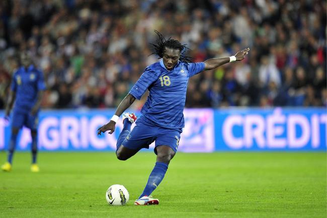 Bafé Gomis offre la victoire à l'Equipe de France - VIDEO