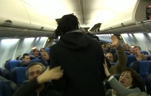 OL : le joyeux retour des Lyonnais de Zagreb (vidéo)