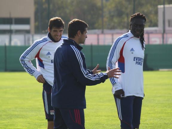 L'OL ne repassera pas par Lyon entre Tottenham et Bordeaux