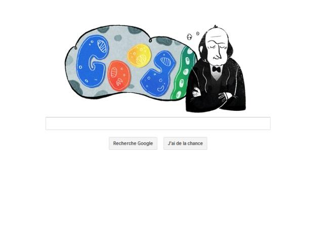 Le Rhodanien Claude Bernard mis à l'honneur par Google