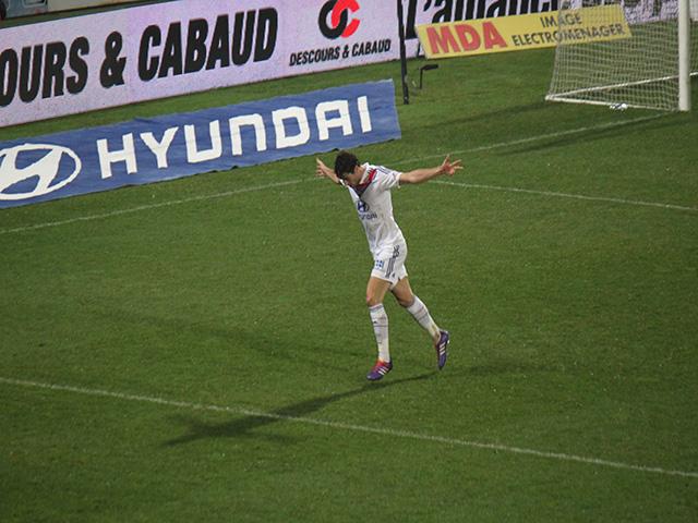 L'OL domine Sochaux (2-0) - VIDEO