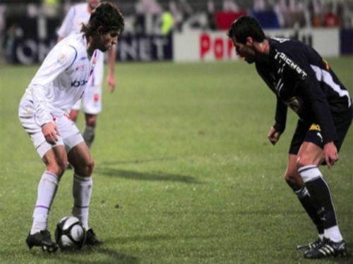 OL :  pour Juninho, Yoann Gourcuff n'a pas le niveau