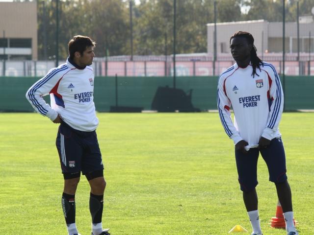 OL : Yoann Gourcuff est bien dans le groupe pour Toulouse