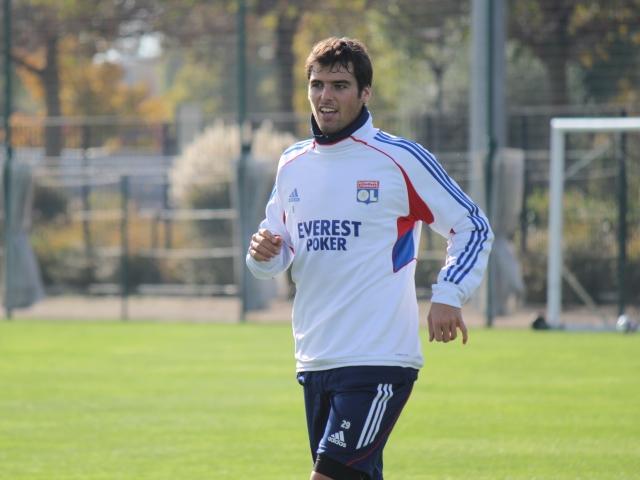 OL : Gourcuff ne jouera plus en 2012